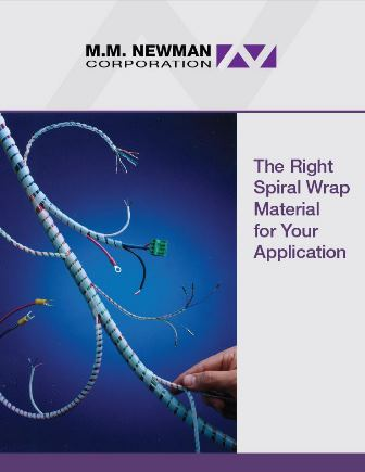 The Right Spiral Wrap Material for Your Application