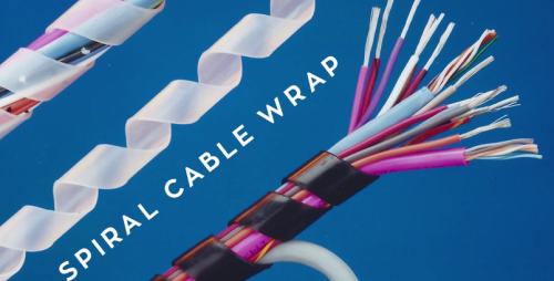 M.M. Newman Corporation's New Video Demonstrates Features & Benefits of Spiral Cable Wrap