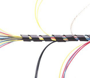 3 Factors to Consider When Choosing Spiral Cable Wrap