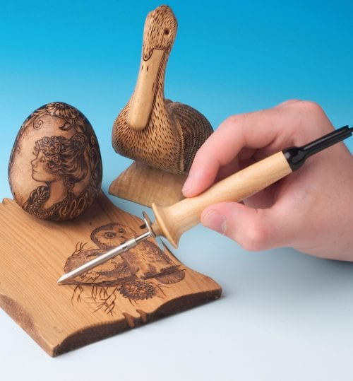 Pyrography & Woodburning 101