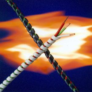 Fire-Resistant Cable Wrap