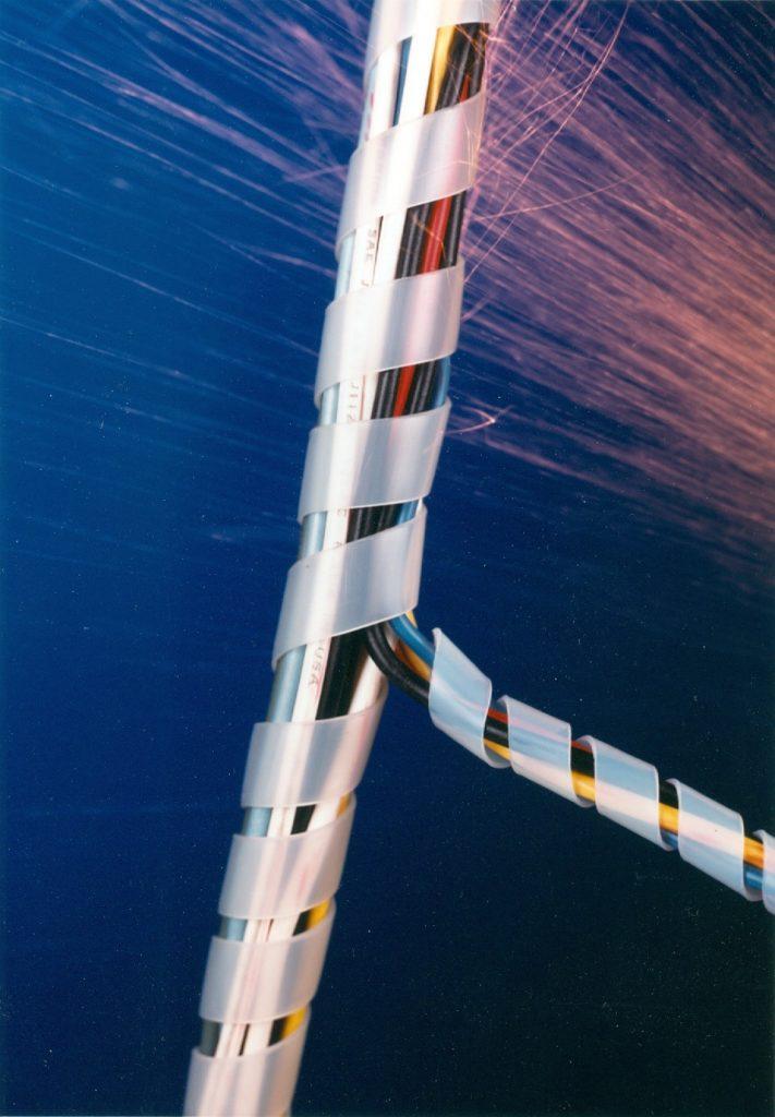 Natural Nylon Spiral Wrap