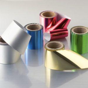Metallic Marking Foils