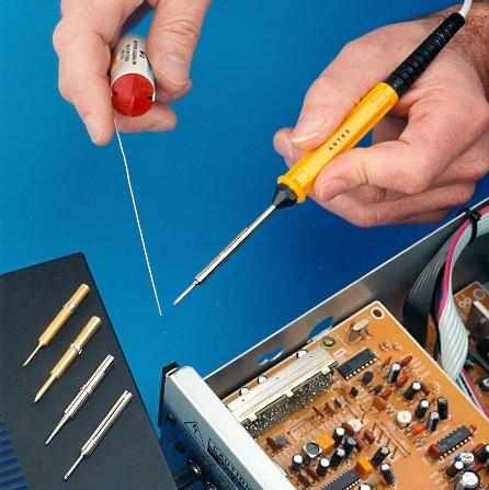 C soldering iron