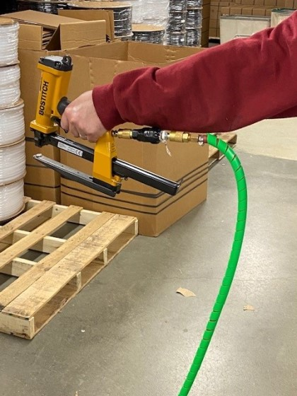 Pneumatic Tubing Protection – Materials, Types and Popular Applications